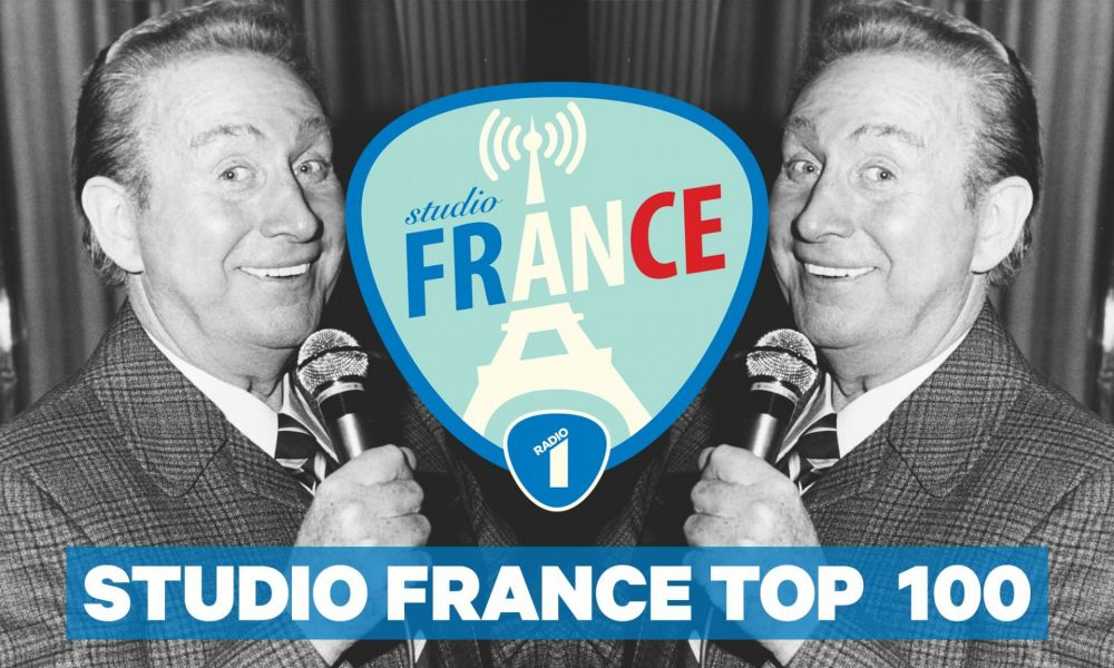 Studio France Top 100 visual
