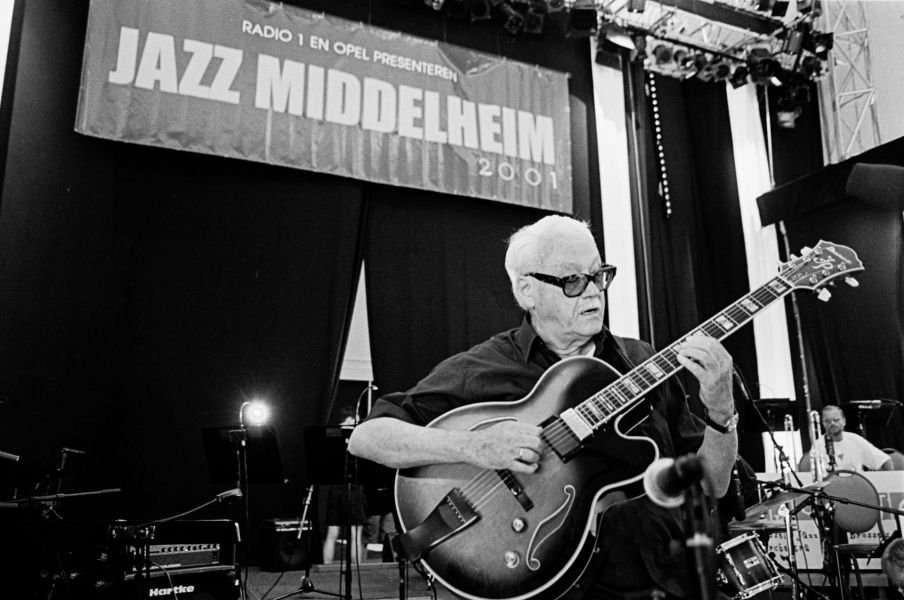 Toots Thielemans is overleden