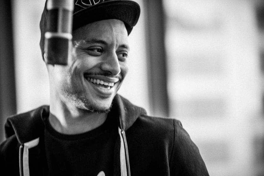 José James zingt Bill Withers