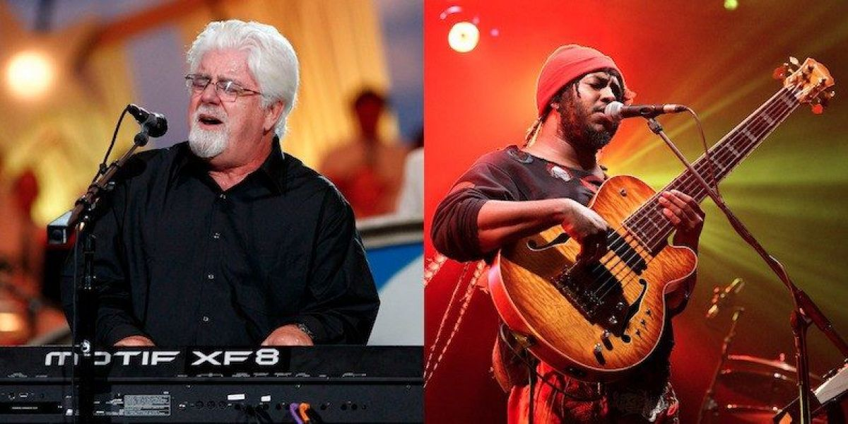 Michael McDonald en Thundercat